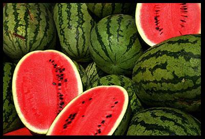 هندوانه , خواص هندوانه , فواید هندوانه , هندوانه و بارداری , هندوانه و دیابت , هندوانه و سرما خوردگی