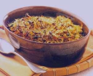 طرز تهیه خوراک قالبی سبزیجات , خوراک قالبی سبزیجات , خوراک سبزیجات قالبی