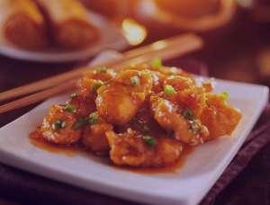 طرز تهیه خوراک مرغ چینی , خوراک مرغ چینی , مرغ چینی
