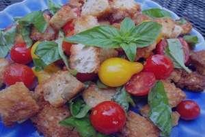 طرز تهیه سالاد نان و دانه های سویا , سالاد نان و دانه های سویا ,  روش تهیه سالاد نان و دانه های سویا