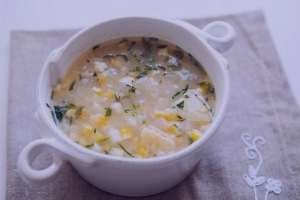 سوپ جوجه و ذرت , طرز تهیه سوپ جوجه و ذرت , دستور پخت سوپ جوجه و ذرت