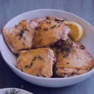 طرز تهیه خوراک مرغ و آویشن , خوراک مرغ و آویشن , خوراک مرغ با آویشن