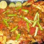 روش پخت و طرز تهیه خوراک تاس گیاه غذایی متفاوت و عالی