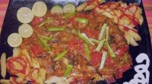 طرز تهیه خوراک تاس گیاه , خوراک تاس گیاه , تاس گیاه