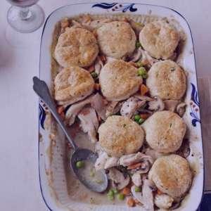 طرز تهیه خوراک مرغ و بیسکویت , خوراک مرغ و بیسکویت , روش پخت خوراک مرغ و بیسکویت