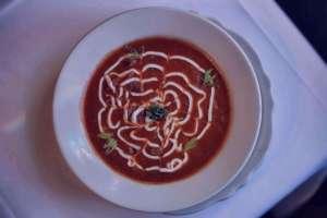 سوپ فلفل , طرز تهیه سوپ فلفل , روش پخت سوپ فلفل
