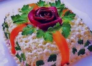 طرز تهیه سالاد الویه , سالاد الویه , روش تهیه سالاد الویه