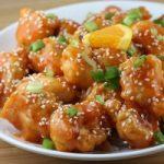 روش پخت کامل و طرز تهیه خوراک مرغ چینی بسیار خوشمزه و متنوع