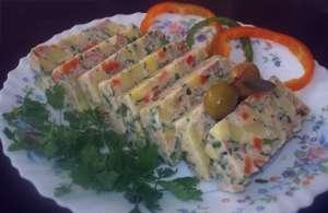 سالاد ماکارونی ژله ای , طرز تهیه سالاد ماکارونی ژله ای , روش تهیه سالاد ماکارونی ژله ای