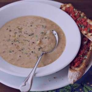 طرز تهیه سوپ لوبیا سفید , سوپ لوبیا سفید , سوپ لوبیا