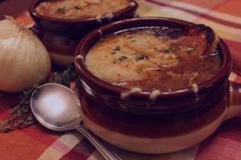 سوپ پیاز , طرز تهیه سوپ پیاز , دستور پخت سوپ پیاز