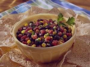 خوراک ذرت و لوبیا , طرز تهیه خوراک ذرت و لوبیا , دستور پخت خوراک ذرت و لوبیا