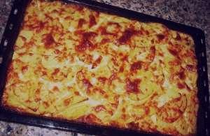 خوراک سیب زمینی , دستور پخت خوراک سیب زمینی , طرز تهیه خوراک سیب زمینی