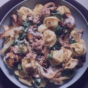 طرز تهیه خوراک قارچ فرنگی , خوراک قارچ فرنگی , خوراک قارچ