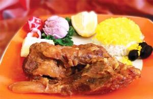 طرز تهیه خوراک ماهیچه گوساله , خوراک ماهیچه گوساله , دستور پخت خوراک ماهیچه گوساله