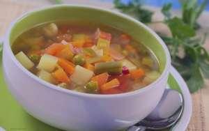 سوپ سبزیجات چربی سوز , طرز تهیه سوپ سبزیجات چربی سوز, دستور پخت سوپ سبزیجات چربی سوز, سوپ رژیمی