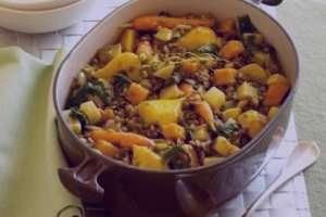 طرز تهیه خوراک سیب زمینی تره فرنگی و سیب رژیمی , خوراک سیب زمینی تره فرنگی و سیب رژیمی , خوراک سیب زمینی و تره فرنگی
