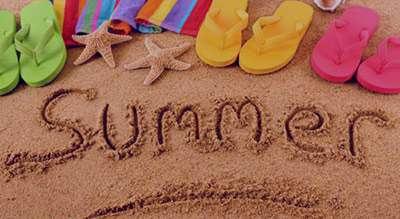 شعر در مورد تابستان