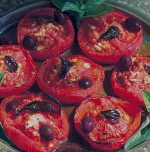 طرز تهیه سالاد گوجه فرنگی کباب شده , سالاد گوجه فرنگی کباب شده , دستور تهیه سالاد گوجه فرنگی کباب شده