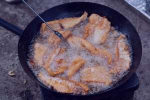 طرز تهیه سرخ ماهی شب عید , سرخ ماهی شب عید , سرخ ماهی