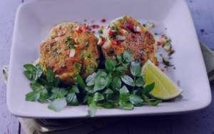 طرز تهیه گشنیز ماهی , گشنیز ماهی , روش پخت گشنیز ماهی