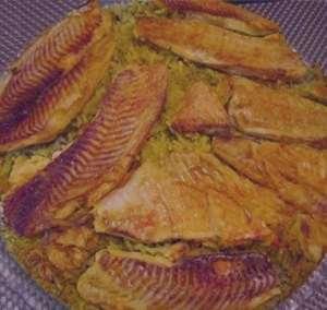 طرز تهیه ته چین ماهی , ته چین ماهی , روش تهی ته چین ماهی