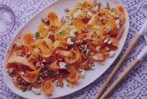 طرز تهیه سالاد هویج و پنیر فتا , سالاد هویج و پنیر فتا , دستور تهیه سالاد هویج و پنیر فتا