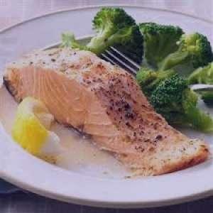 طرز تهیه ماهی سالمون , ماهی سالمون , دستور پخت ماهی سالمون