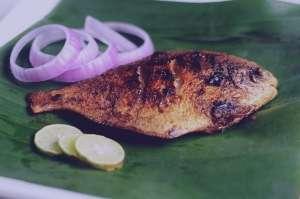 طرز تهیه ماهی با ادویه گرام ماسالا , ماهی با ادویه گرام ماسالا , ماهی با ادویه هندی