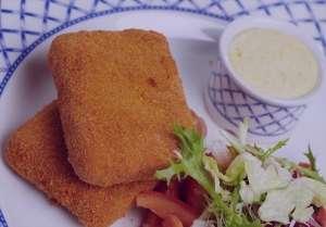 طرز تهیه کوکوی ذرت و ماهی , کوکوی ذرت و ماهی , کتلت ذرت و ماهی