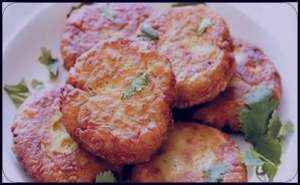 طرز تهیه کوکو مرغ با لوبیا سفید , کوکو مرغ با لوبیا سفید , کوکو مرغ