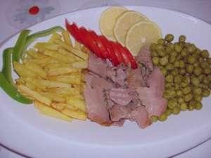 طرز تهیه خوراك سیب زمینی و تن ماهی , خوراك سیب زمینی و تن ماهی , روش تهیه خوراك سیب زمینی و تن ماهی