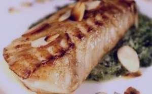 طرز تهیه فیله ماهی با اسفناج , فیله ماهی با اسفناج , دستور پخت فیله ماهی با اسفناج