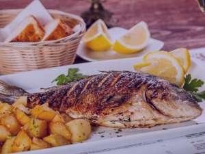 طرز تهیه ماهی شکم پر , ماهی شکم پر , روش پخت ماهی شکم پر