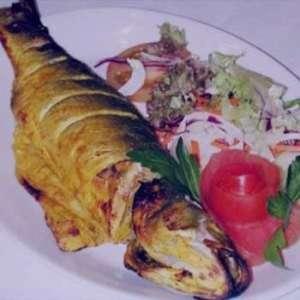 طرز تهیه ماهي گردپيج , ماهي گردپيج , روش پخت ماهی گردپیچ