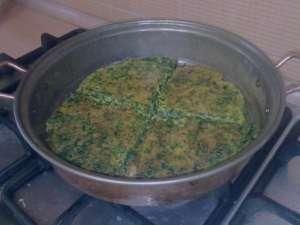 طرز تهیه کوکوی سبزی کوهی , کوکوی سبزی کوهی , دستور پخت کوکوی سبزی کوهی