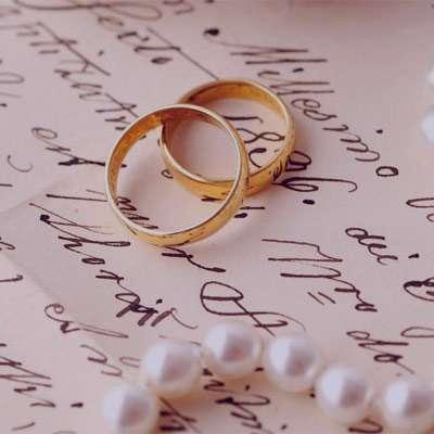 شعر در مورد عروس و داماد