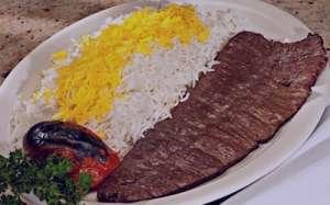 طرز تهیه کباب برگ , کباب برگ , روش پخت کباب برگ