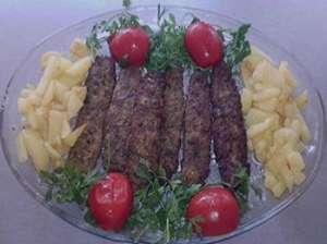 طرز تهیه کباب سنتی اسکندر , کباب سنتی اسکندر , دستور پخت کباب سنتی اسکندر