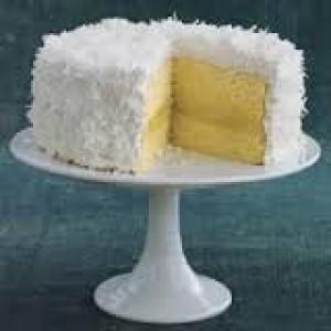 طرز تهیه کیک لیمو و نارگیل , کیک لیمو و نارگیل , دستور پخت کیک لیمو و نارگیل