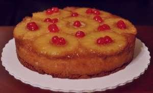 طرز تهیه کیک آناناس و گردو , کیک آناناس و گردو , دستور پخت کیک آناناس و گردو