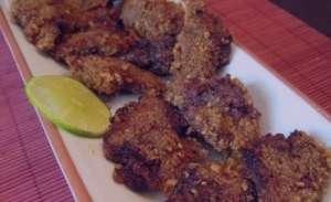 طرز تهیه کباب تابه ای جگر , کباب تابه ای جگر , روش پخت کباب تابه ای جگر