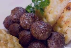 طرز تهیه کوفته گوشت یونانی , کوفته گوشت یونانی , کوفته یونانی
