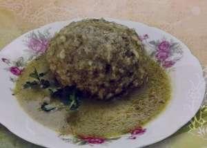 طرز تهیه کوفته سبزی شیرازی , کوفته سبزی شیرازی , روش پخت کوقته سبزی