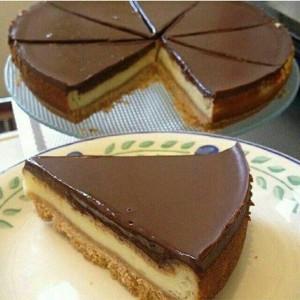 طرز تهیه چیز کیک شکلاتی , چیز کیک شکلاتی , دستور پخت چیز کیک شکلاتی