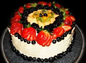 طرز تهیه کیک میوه ای , کیک میوه ای , دستور پخت کیک میوه ای