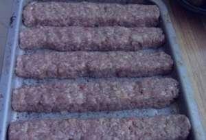 طرز تهیه کباب کوبیده در فر , کباب کوبیده در فر , روش پخت باب کوبیده در فر