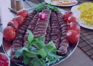 طرز تهیه كباب مخصوص خليج فارس , كباب مخصوص خليج فارس , دستور پخت كباب مخصوص خليج فارس
