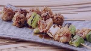 طرز تهیه جوجه کباب ژاپنی , جوجه کباب ژاپنی , روش پخت جوجه کباب ژاپنی