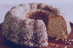 طرز تهیه کیک کنجدی , کیک کنجدی , دستور پخت کیک کنجدی